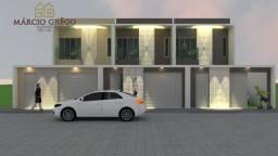 Casa Duplex à venda no bairro Petrópolis, com 3 quartos, sendo 2 suítes.