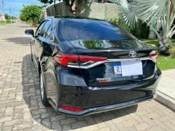 Título do anúncio: Corolla GLI 2021 c couro d fábrica