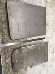Berço Alumínio Estamparia - Silk-Creen