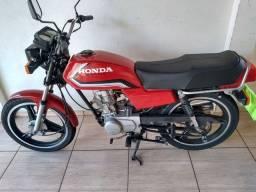 Honda cg 125 88