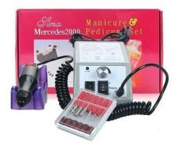 Lixadeira elétrica para manicures