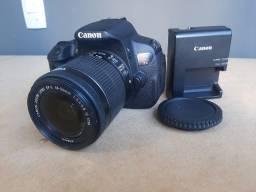 Título do anúncio: Camera Canon T5i (Aceito proposta)