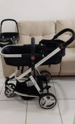 Título do anúncio: carrinho de bebê safety 1st travel system