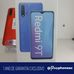 Título do anúncio: Celular Xiaomi Redmi 9T 128gb