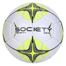Título do anúncio: Bola De Futebol Society Penalty Se7e N3 X Sub17