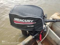Título do anúncio: Mercury 15 super