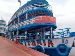 Título do anúncio: Vende-se ou trocar embarcação
