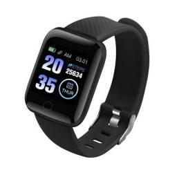 Promoção Relógio Inteligente Smartwatch Modelo 116 Plus D13
