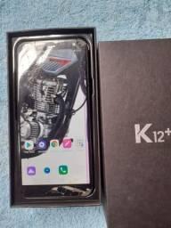 Telefone k12+ funciona tudo (tela quebrada trocar)