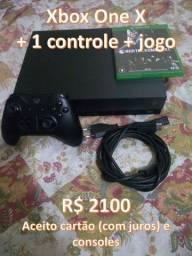 Xbox One X Project Scorpion