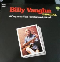 disco de vinil usado Billy Vaughn especial 1979