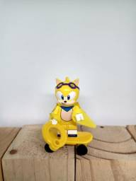 Lego Compatível Dr. Eggman Sonic Boneco Geek Coleção Filme