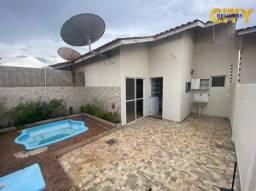 Casa Térrea no Condomínio Rubi com piscina