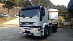 Título do anúncio: Caminhão Iveco Eurotech 450 E37