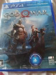 Título do anúncio: God Of War 2018