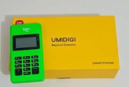 Título do anúncio: UMIDIGI BISON PRO 8GB/128GB PRETO