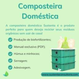 Título do anúncio: Composteira Doméstica