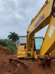 Título do anúncio: Escavadeira Hidráulica Komatsu