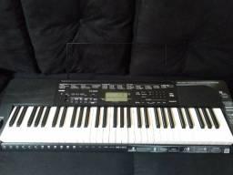 Título do anúncio: Teclado musical Casio CTK-3500 61 teclas-seminovo