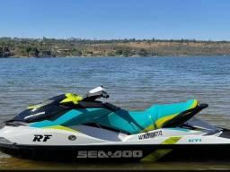 Título do anúncio: Jet Ski Sea Doo Gti 90 - 2018
