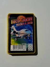 Card Super Trunfo Coleção Antigo Grow Aviões a Jato 01108 Original