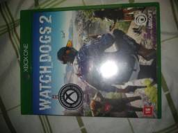 Título do anúncio: Watch dogs 2 Xbox one