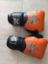 Luva Muay Thai fight brasil