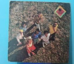 Título do anúncio: Disco Original usado LP Vinil Chiclete com Banana Tambores Urbanos