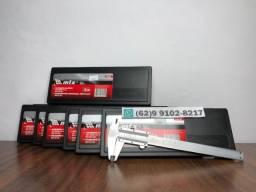 Título do anúncio: Paquímetro Manual Aço Inox 15cm