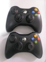 Controle Original de Xbox 360 - Aceito cartão