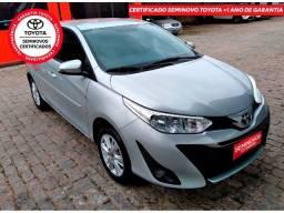 Título do anúncio: Toyota Yaris 1.3 16V FLEX XL MULTIDRIVE