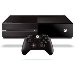 Título do anúncio: Xbox One 500 GB 8 jogos mídia compartilhada 3 jogos baixados