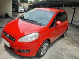 Fiat Idea Attractive 1.4 2012 Completa C/ GNV