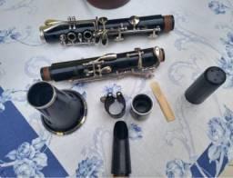 Clarinete Weril 13 Chaves Conservadíssima Afinação Em Dó