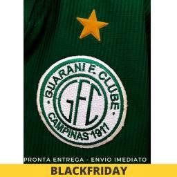 Título do anúncio: Camisa Guarani Futebol Clube - Rebook S/ Patrocínio Original