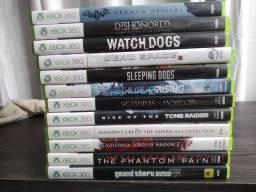 Título do anúncio: Vendo jogos originais Xbox 360
