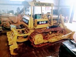 Título do anúncio: Trator de esteira Caterpillar D4D com Ripper