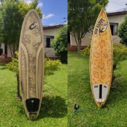 Título do anúncio: Combo 2 pranchas de surf Fun / pranchinha