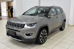 Título do anúncio: Jeep Campass Limited /19 impecável , aceito troca