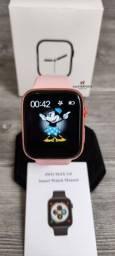 Top! Smartwatch Inúmeras Funções! Iwo Max 2.0! Faça e receba chamadas!