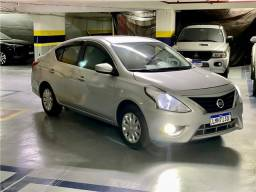 Título do anúncio: Nissan Versa 2016 1.0 12v flex s 4p manual
