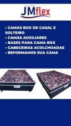 Título do anúncio: CAMAS BOX CASAL E SOLTEIRO