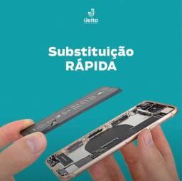 Bateria iPhone - 6 Meses de Garantia (Troca em até 20 minutos)