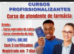 Título do anúncio: Curso em EAD valor 97,00 reais