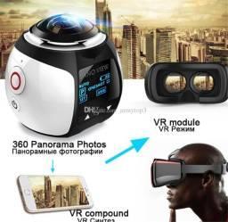 Câmera hdking 360° Câmera Panorâmica