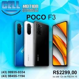 Título do anúncio: Poco F3 128GB Xiaomi