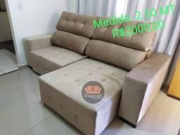Título do anúncio: Retratil Retratil reclináveis sofas sofa sofas