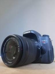 Título do anúncio: Camera Canon T6s
