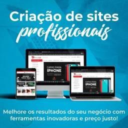 Título do anúncio: Ultimas Vagas: Criação de Sites + Hospedagem Grátis + Dominio Grátis