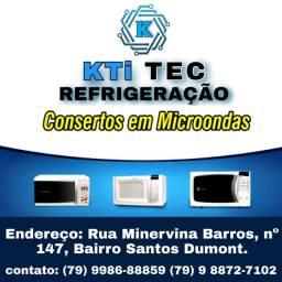 Microondas, KTi TEC Refrigeração